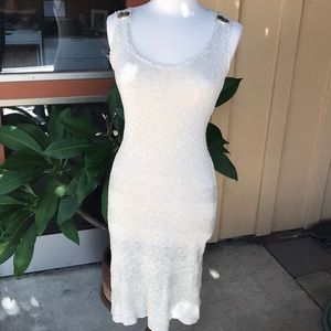Natural Knit Dress